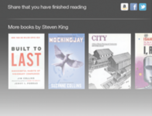 How To Merchandise Your Other Work With Kindle's Before You Go Feature