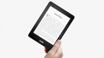 Kindle marketing strategy