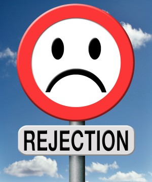 writers rejection