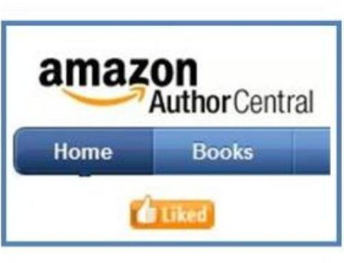 Create An Effective Authors Page On Amazon's Author Central